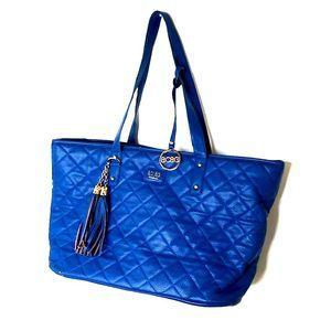 BCBG Blue Shoulder Bag